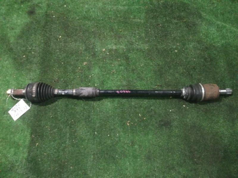 Привод Honda Freed GB3 L15A передний правый