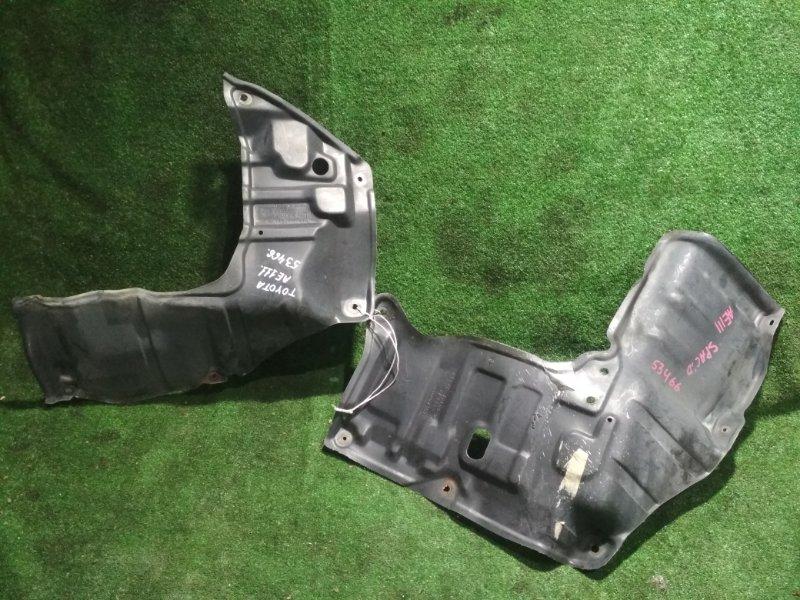 Защита двигателя Toyota Corolla Spacio AE111 4A-FE
