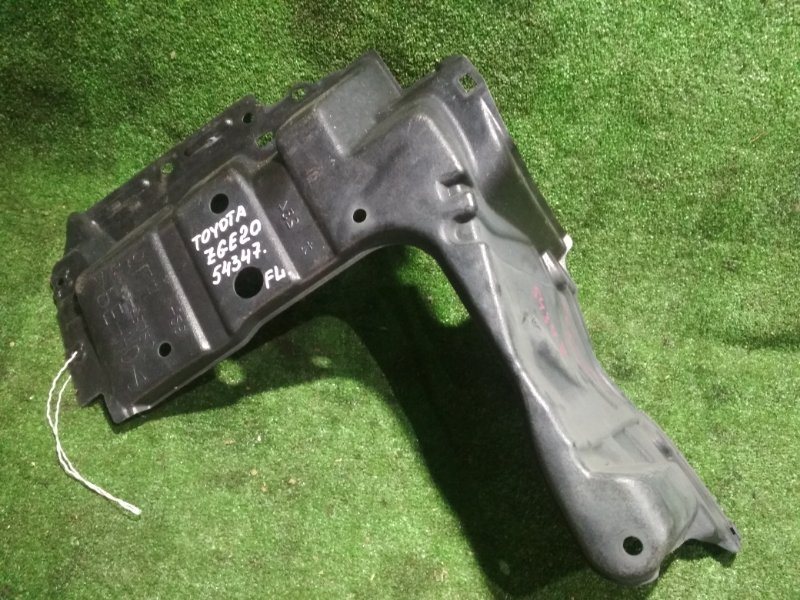 Защита двигателя Toyota Wish ZGE20 2ZR-FAE левая
