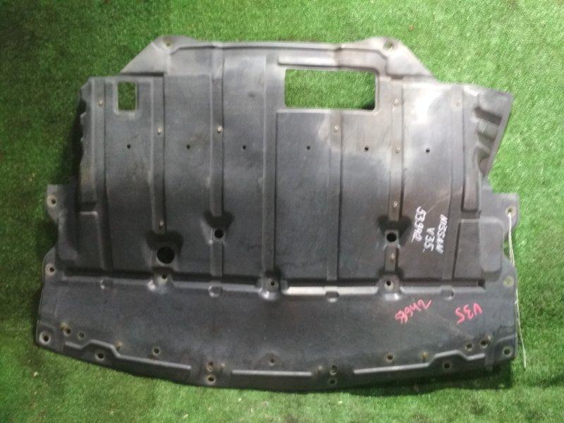 Защита двигателя Nissan Skyline V35 VQ25DD