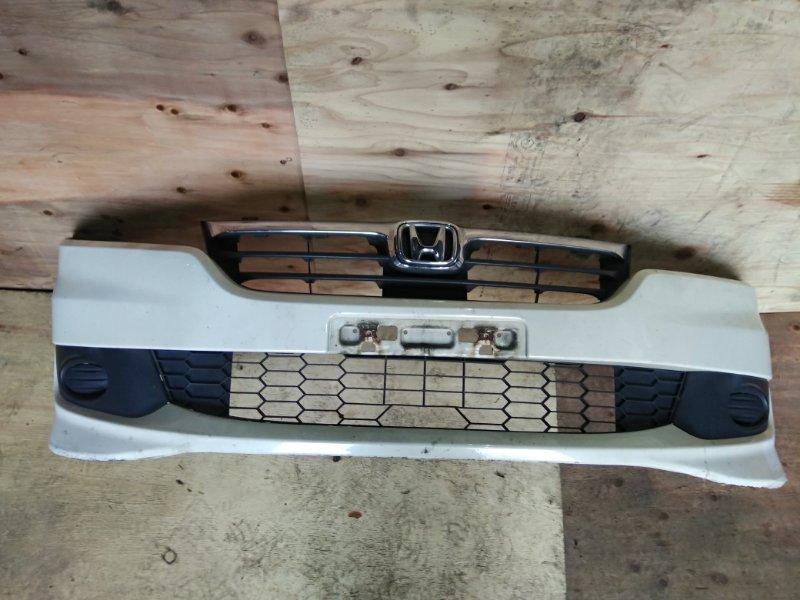 Бампер Honda Stream RN8 R20A передний