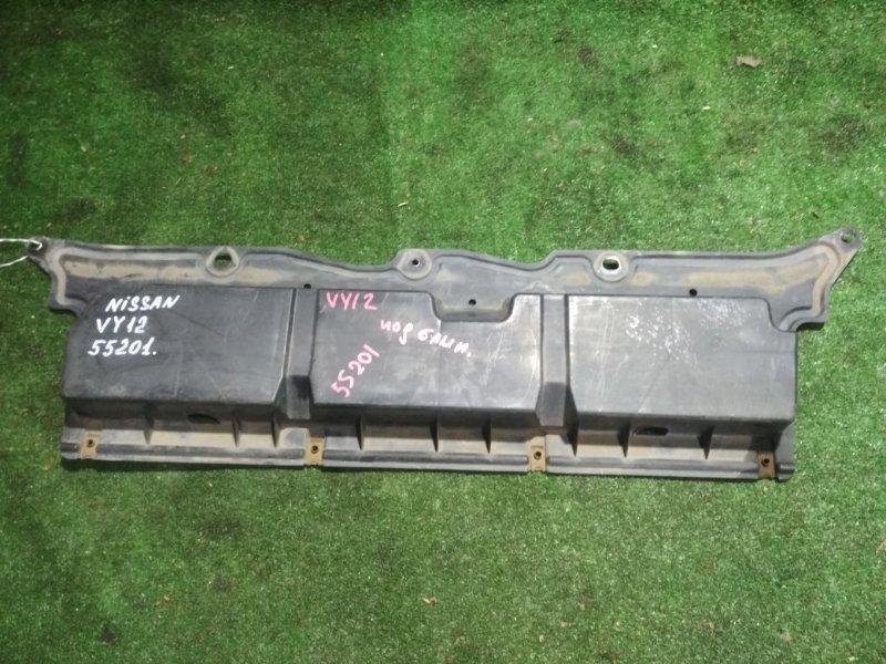 Защита двигателя Nissan Ad VY12 HR15DE