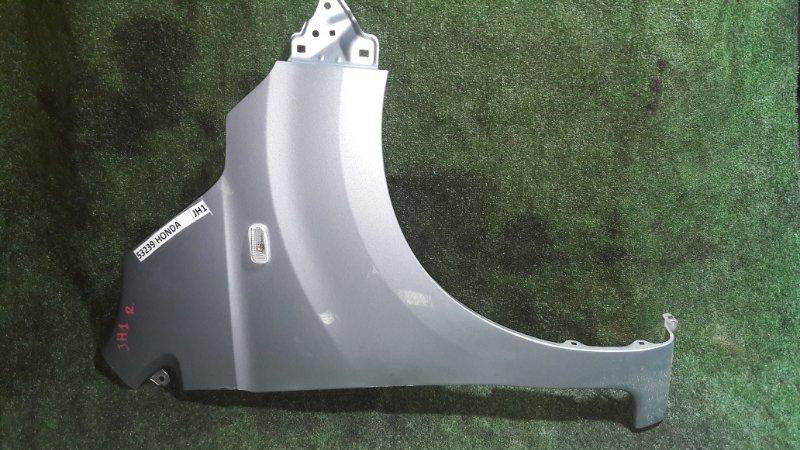 Крыло Honda N-Wgn JH1 S07A переднее правое