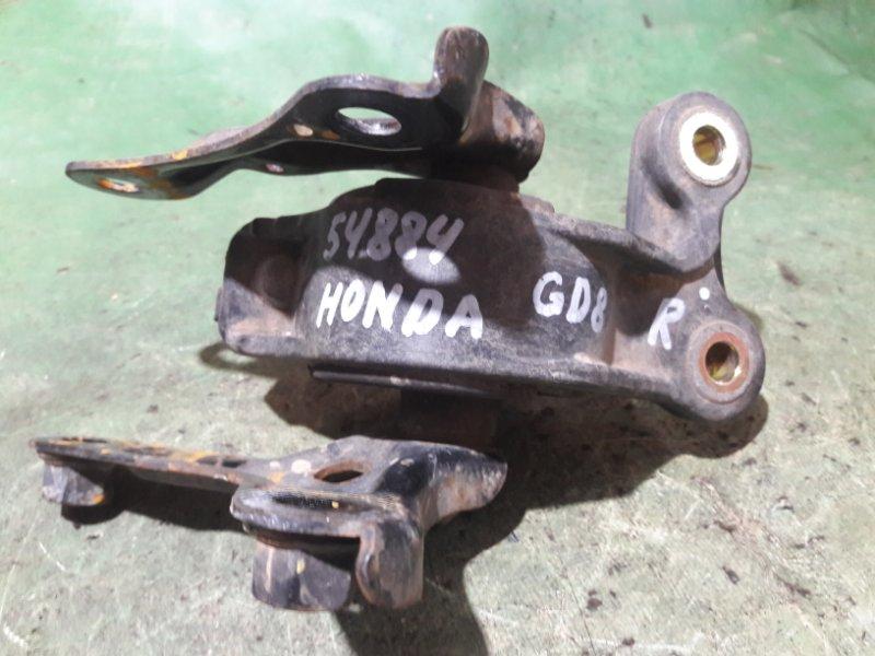 Подушка двигателя Honda Fit Aria GD8 L15A задняя