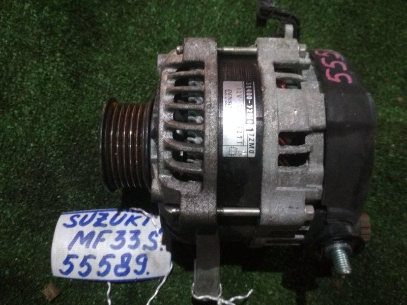 Генератор Suzuki Mr Wagon MF33S R06A