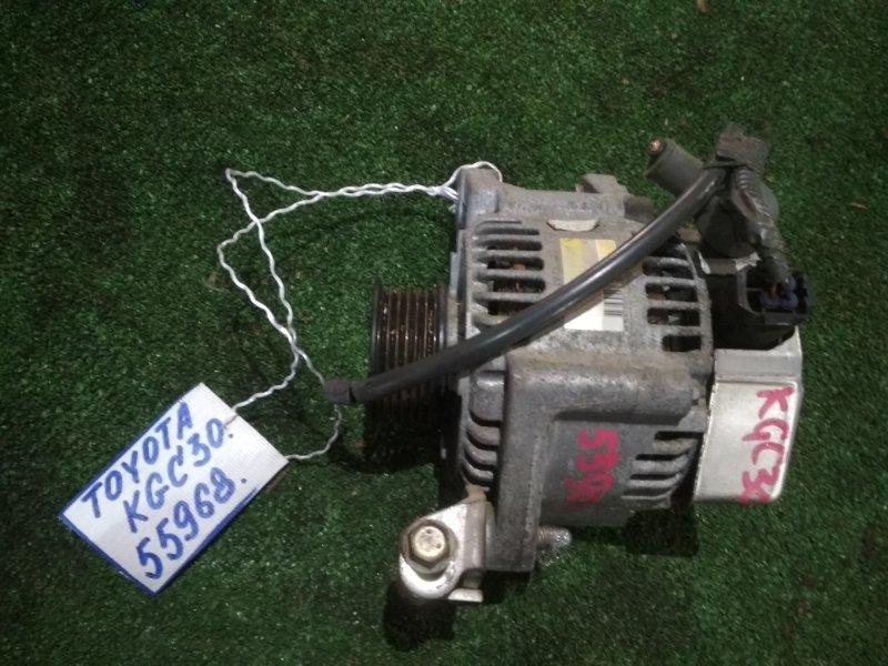 Генератор Toyota Passo KGC30 1KR-FE 2012