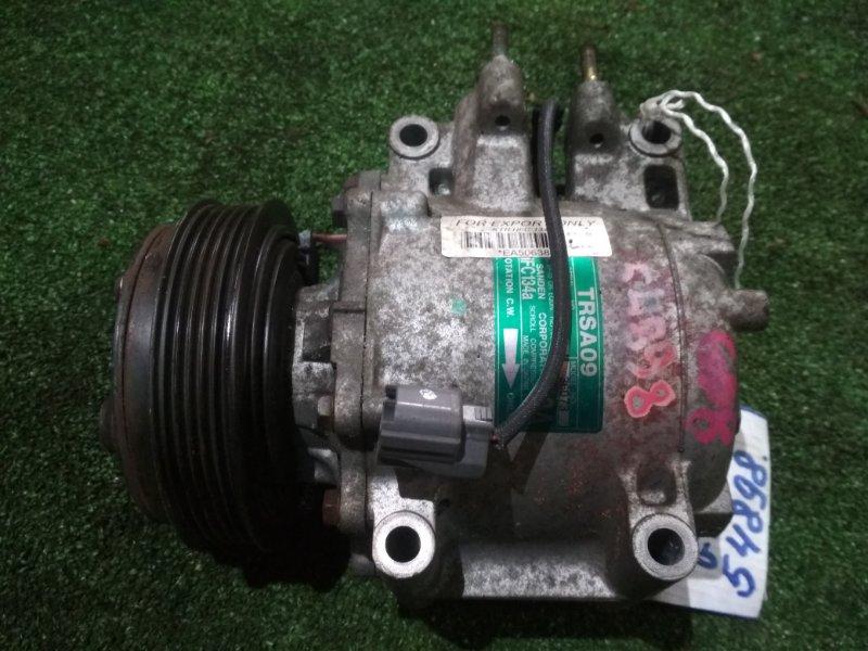 Компрессор кондиционера Honda Fit Aria GD8 L15A
