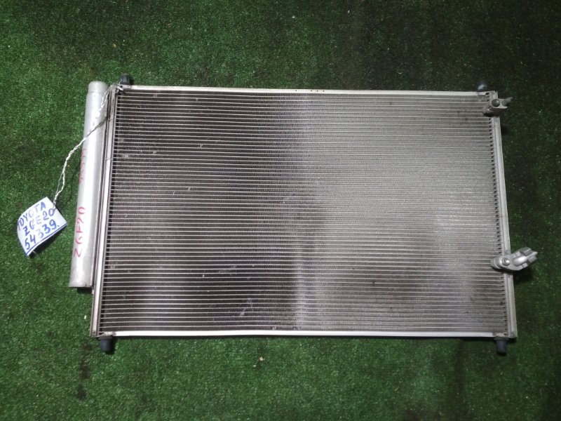 Радиатор кондиционера Toyota Wish ZGE20 2ZR-FAE