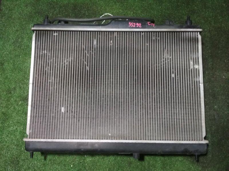 Радиатор Nissan Tiida C11 HR15DE