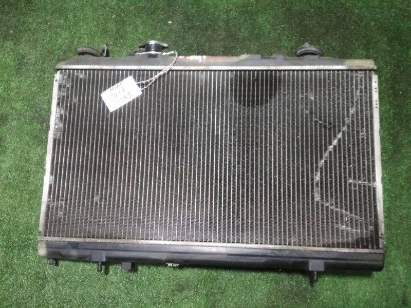 Радиатор Mitsubishi Dingo CQ1A 4G13