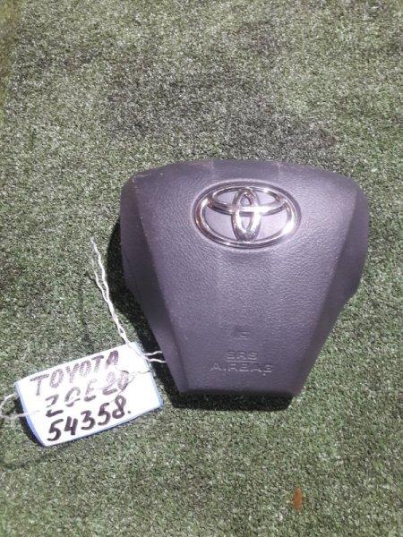 Airbag на руль Toyota Wish ZGE20 2ZR-FAE