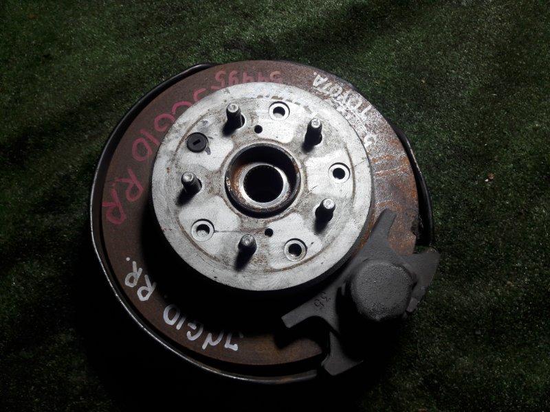 Ступица Toyota Progres JCG10 1JZ-FSE задняя правая