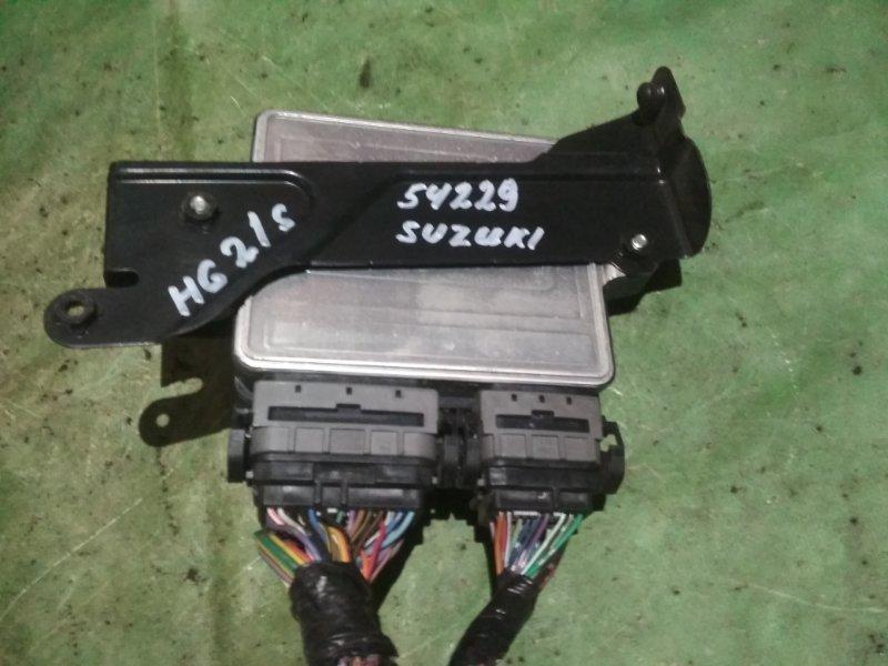 Блок efi Suzuki Cervo HG21S K6A-T