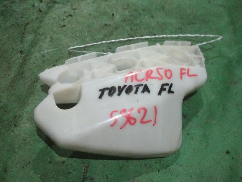Крепление бампера Toyota Estima ACR50 2AZ-FE переднее левое