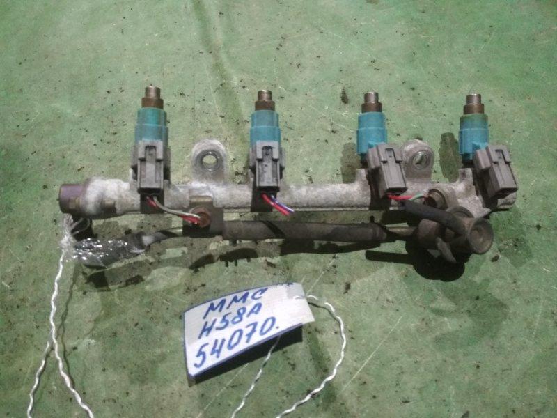 Инжектор Mitsubishi Pajero Mini H58A 4A30-T