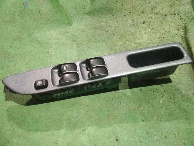Блок управления стеклами Mitsubishi Dingo CQ2A 4G15 передний правый