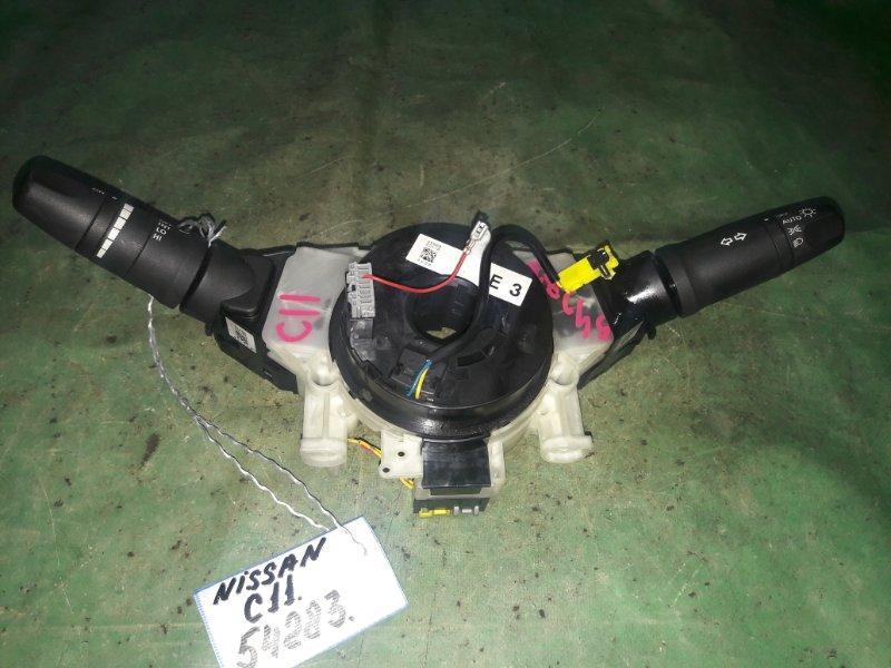 Переключатель поворотов Nissan Tiida C11 HR15DE