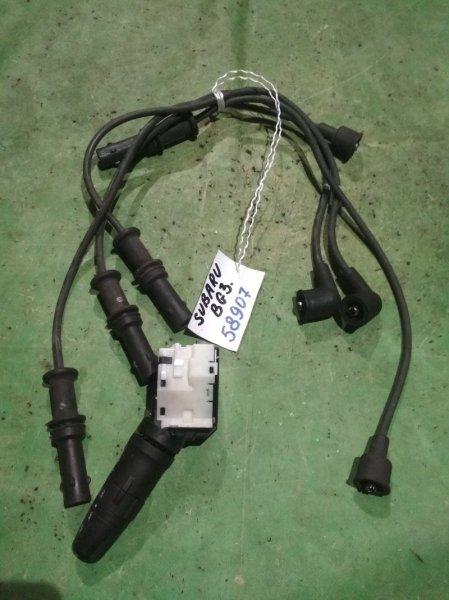 Бронепровод Subaru Legacy BG3 EJ18