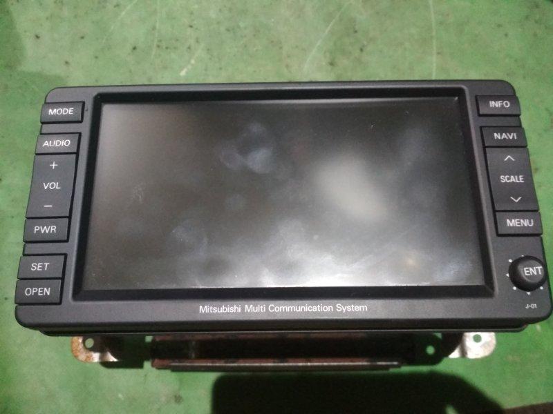 Магнитофон Mitsubishi Outlander CW5W 4B12 2006