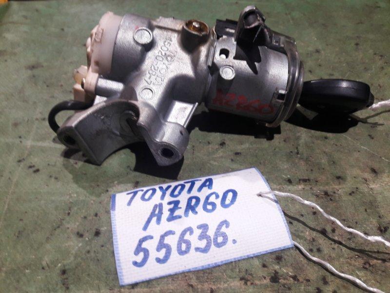 Замок зажигания Toyota Voxy AZR60 1AZ-FSE