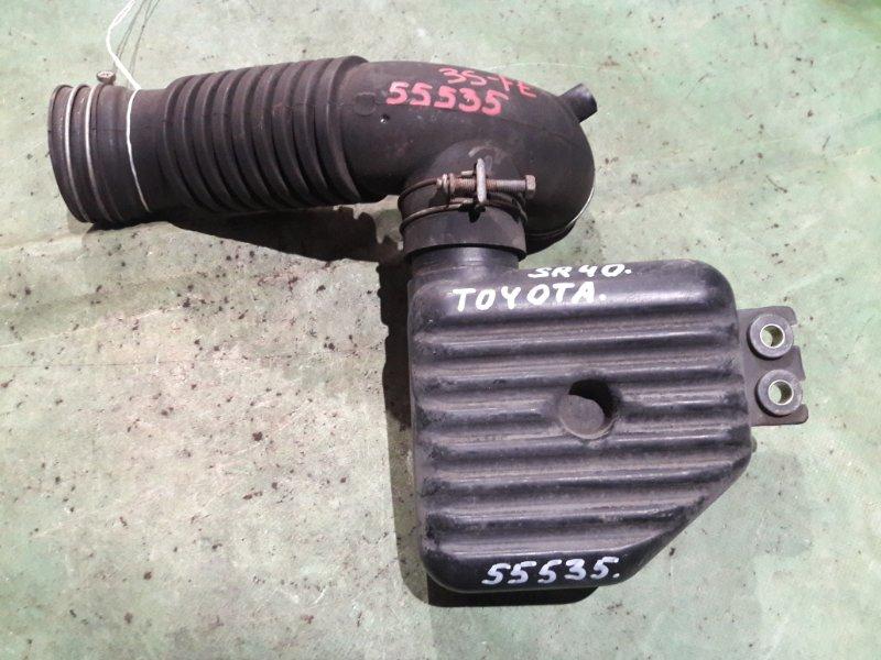 Патрубок воздушн.фильтра Toyota Noah SR40 3S-FE