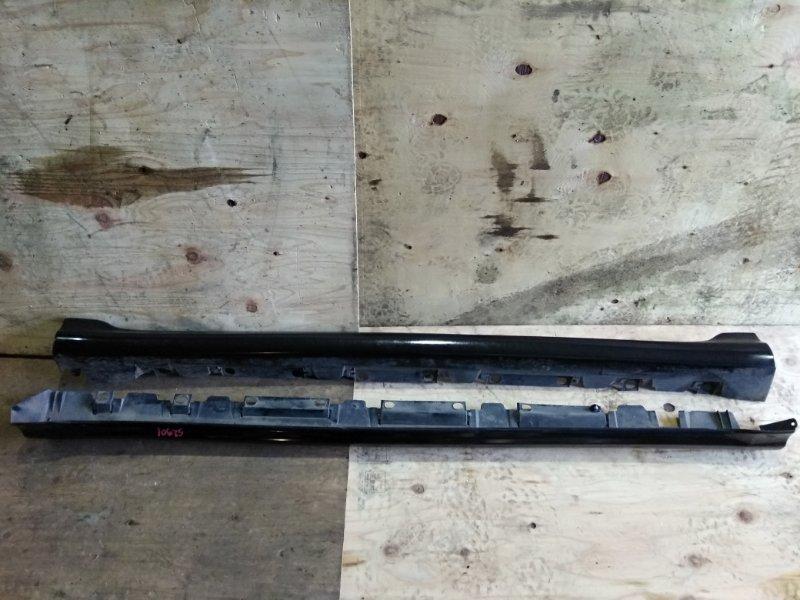 Порог Toyota Blade AZE156 2AZ-FE