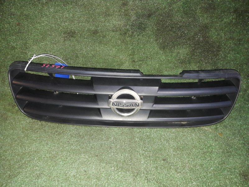 Решетка радиатора Nissan Expert VW11 QG18DE