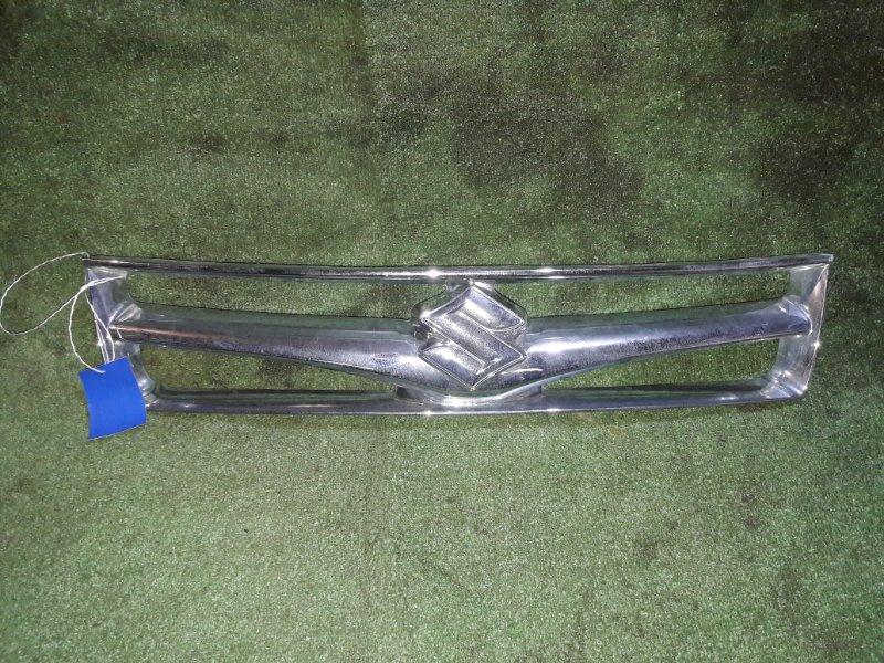 Решетка радиатора Suzuki Palette MK21S K6A