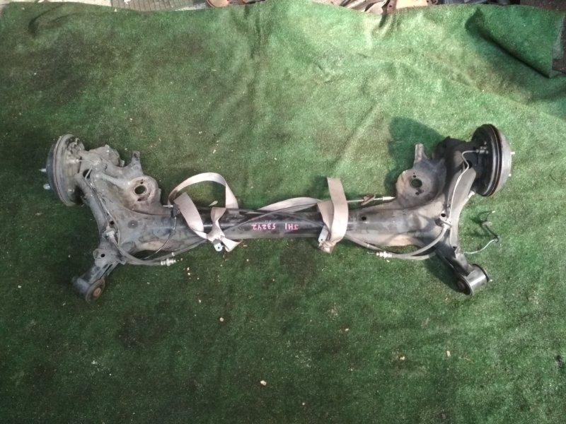 Балка задняя Honda N-Wgn JH1 S07A