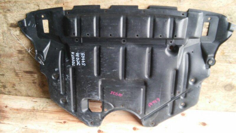 Защита двигателя Toyota Progres JCG10 1JZ-FSE
