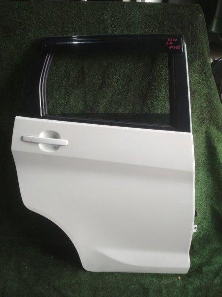 Дверь Nissan Dayz B21W 3B20 задняя правая