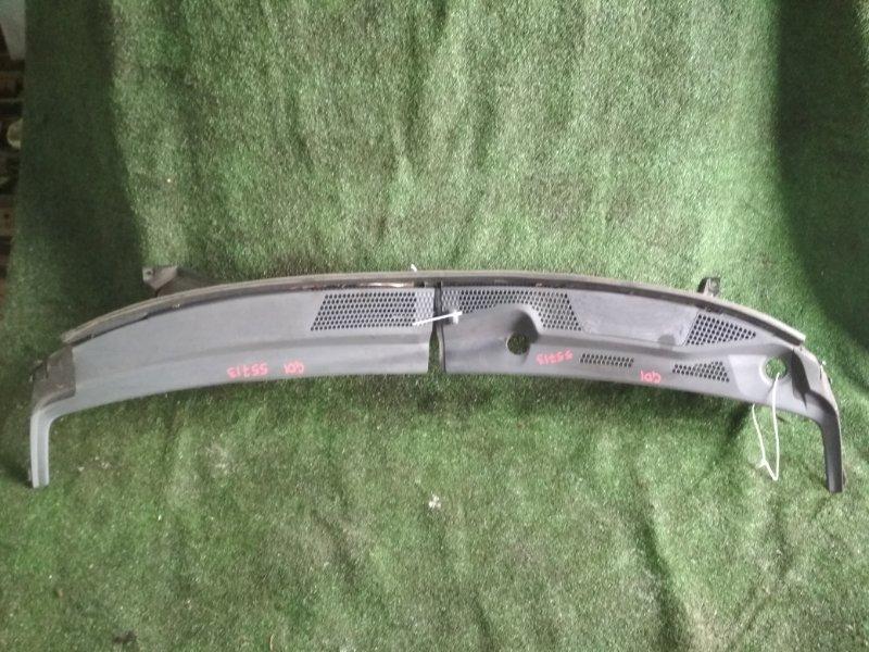 Решетка под дворники Honda Fit GD1 L13A