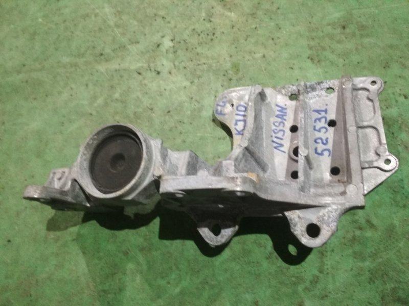 Подушка двигателя Nissan Dualis KJ10 MR20DE левая