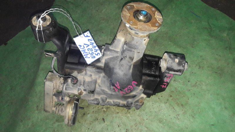 Редуктор Mitsubishi Minicab U62V 3G83 передний