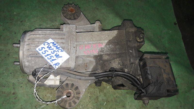 Редуктор Mitsubishi Outlander CW5W 4B12 2006 задний