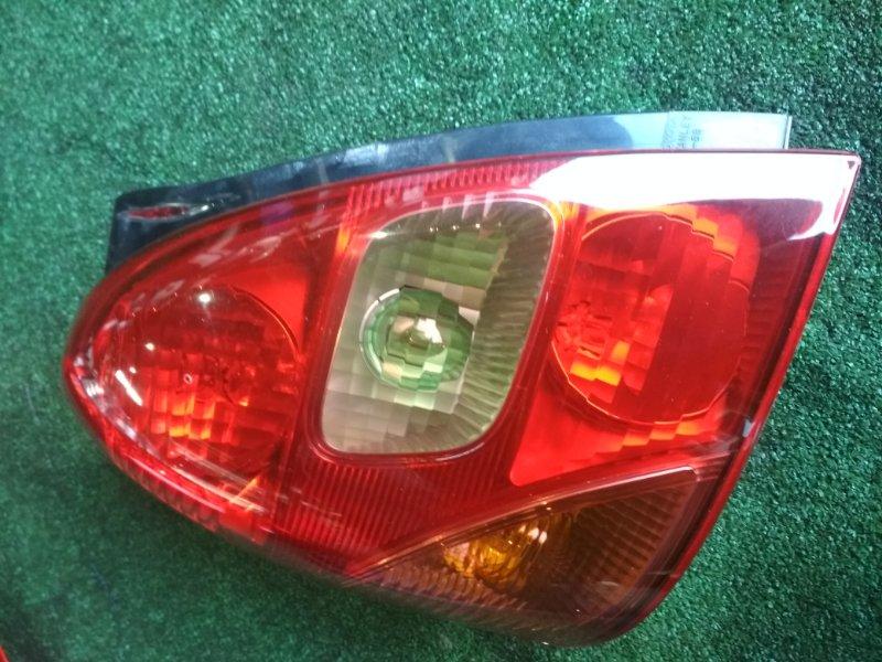Стоп Toyota Corolla Spacio ZZE122 1ZZ-FE задний левый