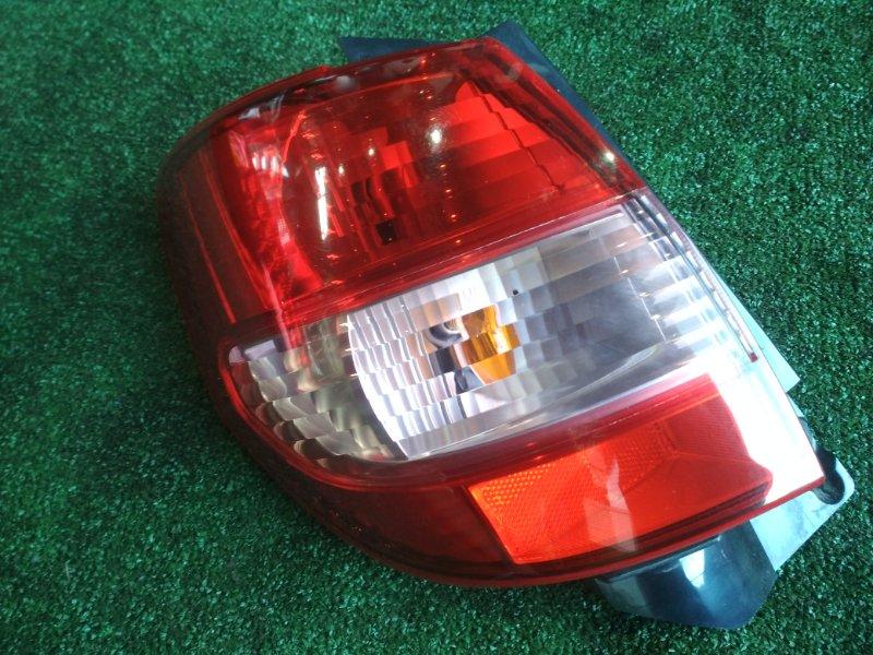 Стоп Suzuki Cervo HG21S K6A задний левый