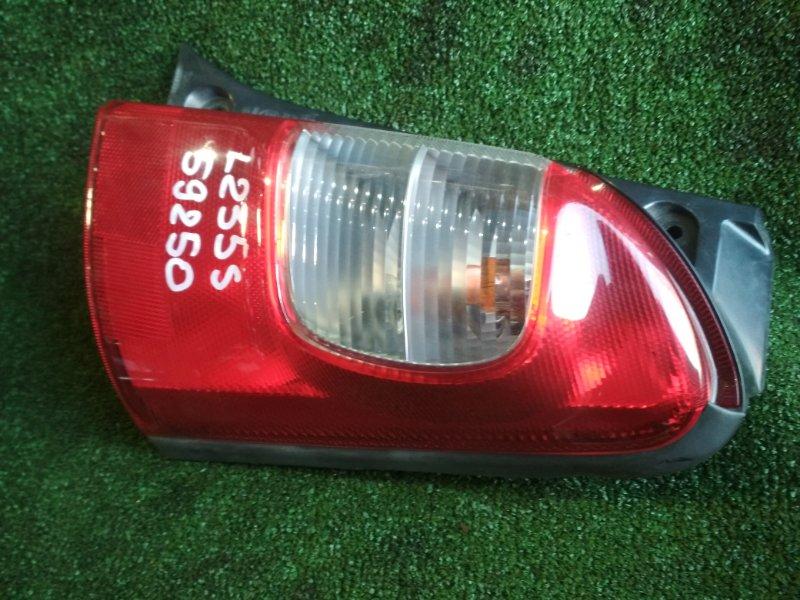Стоп Daihatsu Esse L235S KF-VE задний правый