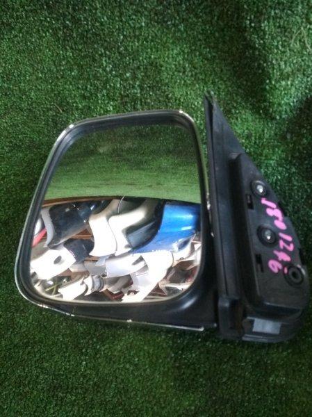Зеркало Honda Vamos Hobio HM3 E07Z левое