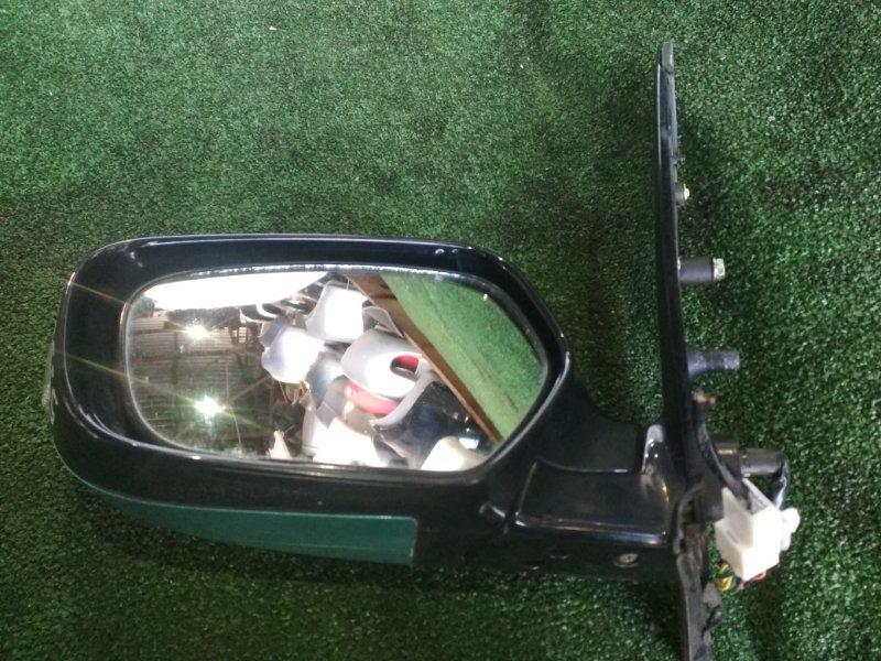 Зеркало Mitsubishi Grandis NA4W 4G69 левое