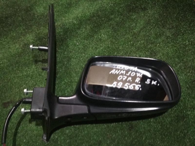 Зеркало Toyota Isis ANM10 1AZ-FSE 2007 правое