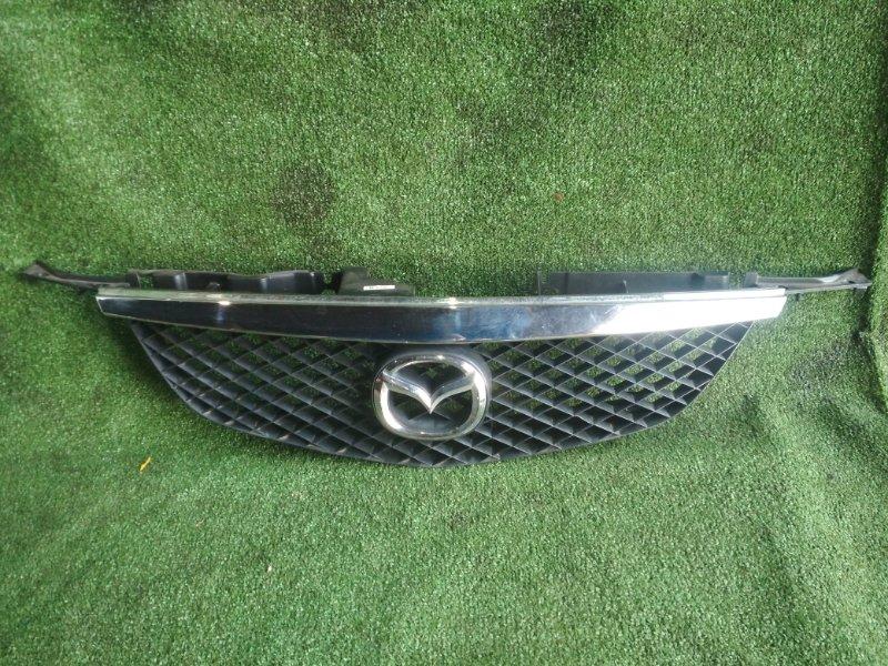 Решетка радиатора Mazda Premacy CP8W FP-DE 2000