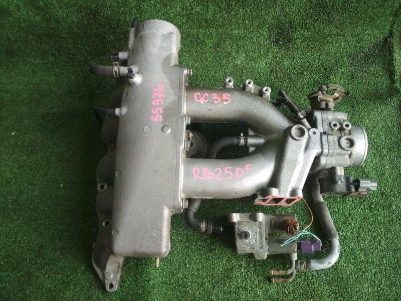 Коллектор впускной Nissan Laurel GC35 RB25DE