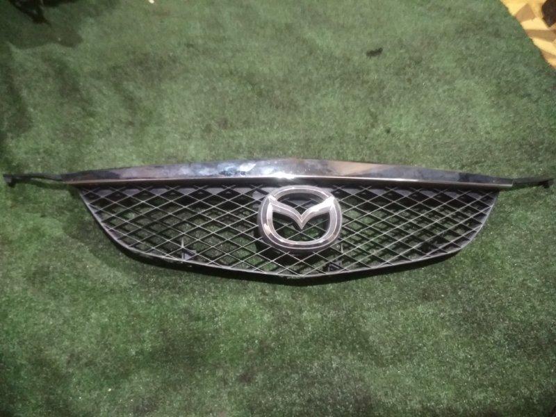 Решетка радиатора Mazda Premacy CP8W FP-DE