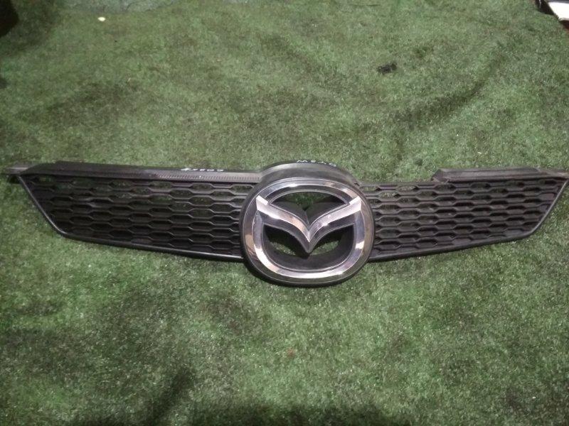 Решетка радиатора Mazda Demio DY3W ZJ-VE