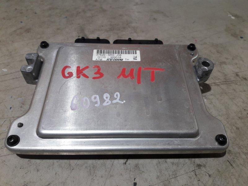 Блок efi Honda Fit GK3 L13B