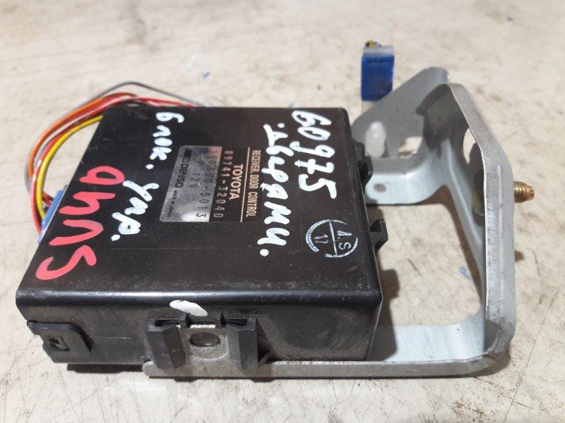 Блок управления Toyota Camry SV40 4S-FE