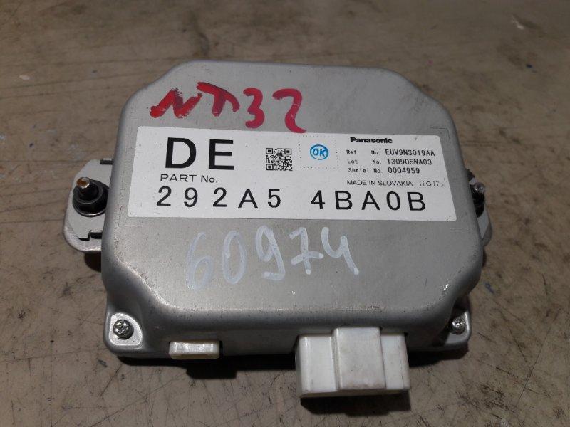 Блок управления Nissan Xtrail NT32 MR20DD
