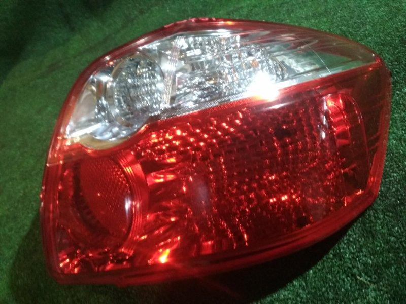Стоп Toyota Auris NZE151 1NZ-FE 2011 правый