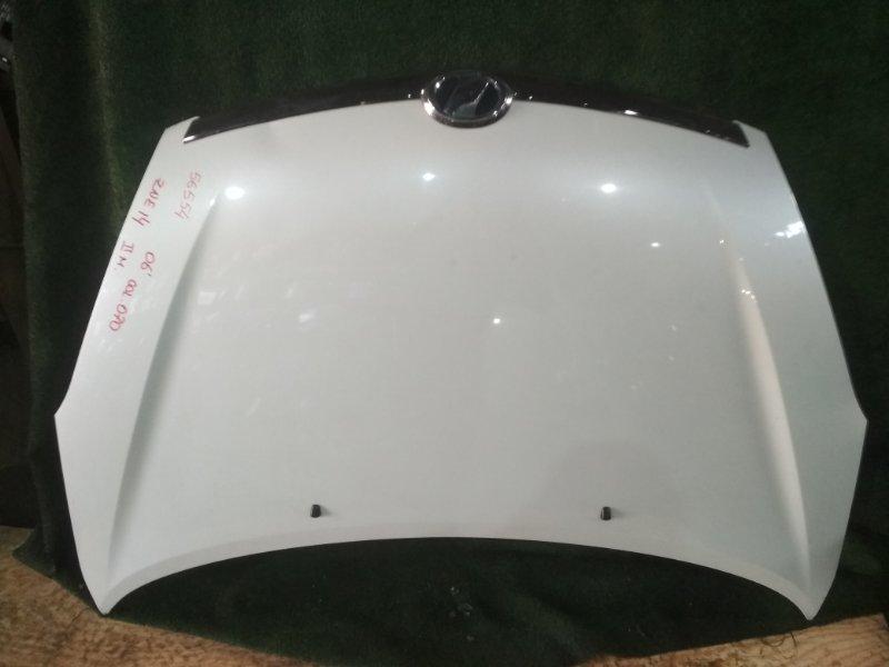 Капот Toyota Wish ZNE14 1ZZ-FE 2006